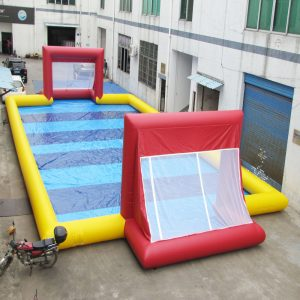 inflatable sports game