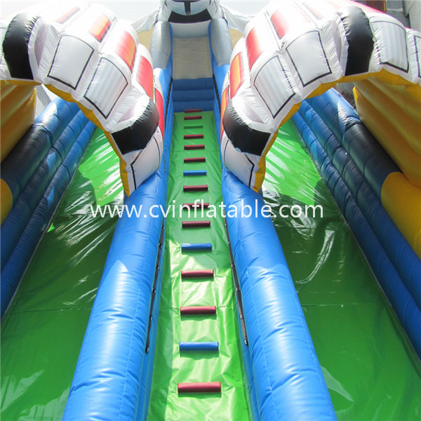 giant inflatable slide for adults