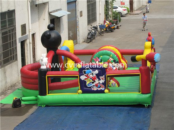 inflatable bouncer amusement (2)