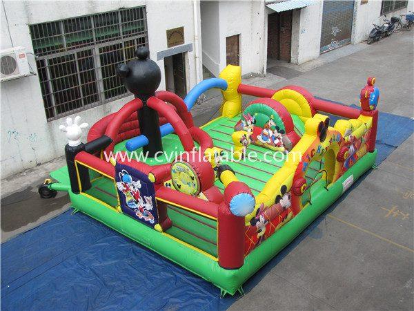 inflatable bouncer amusement