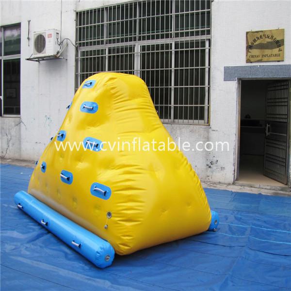 inflatable floating iceberg