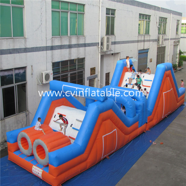 inflatable obstacle for kids