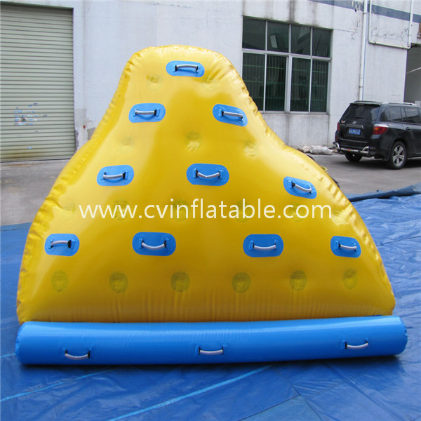 inflatable water floating iceberg