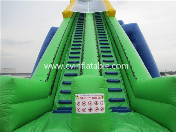 giant inflatable water slide (2)