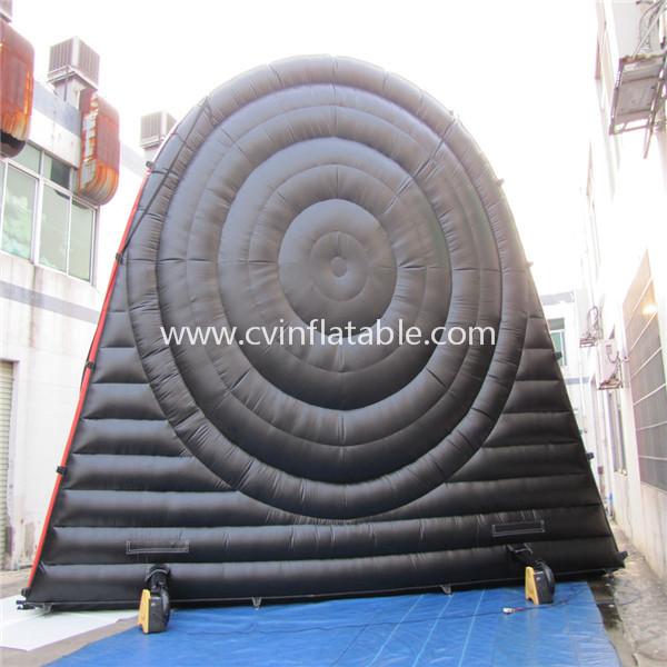 inflatable ball goal target