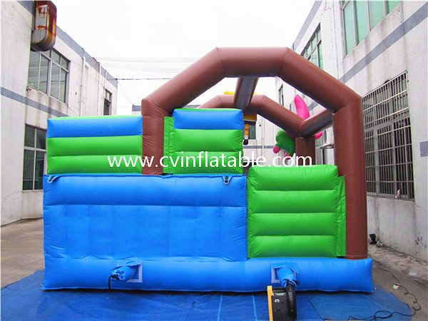 inflatable combo bouncer slide (3)