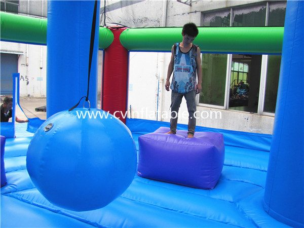 inflatable game (2)
