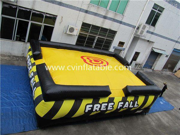 inflatable jump bag