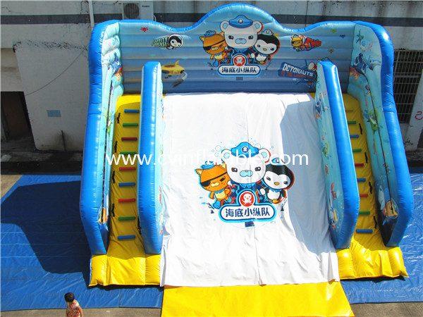 inflatable slide (9)