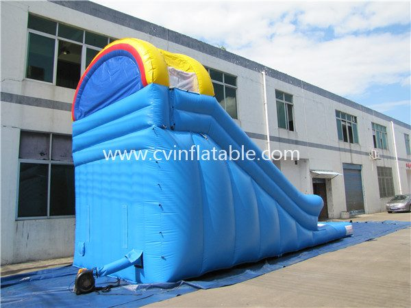 inflatable water slide (9)