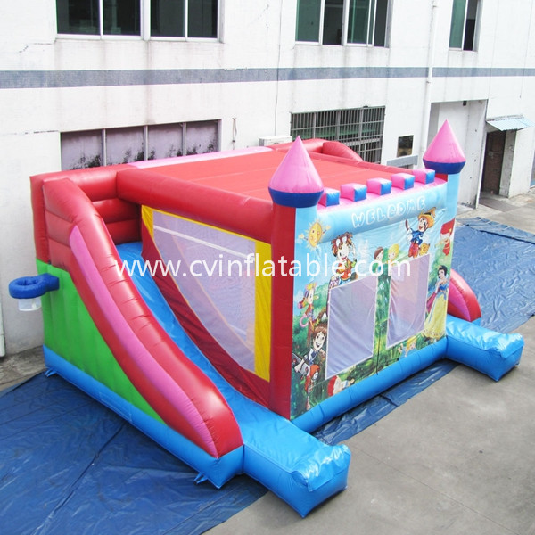 kids inflatable bouncer combo