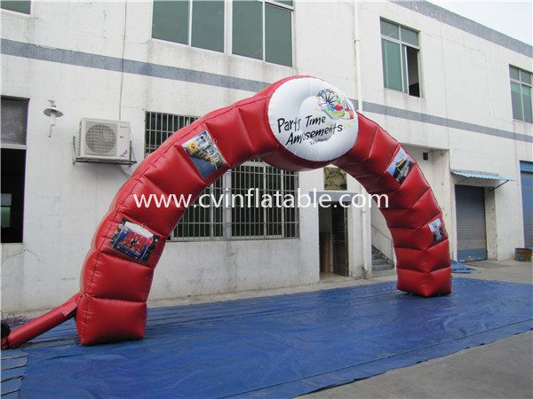 inflatable arch (5)