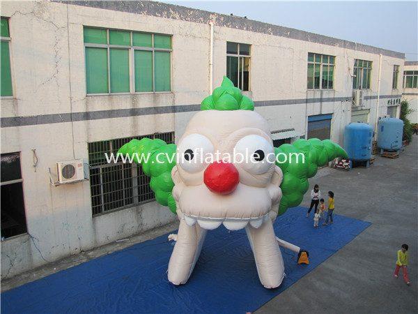 inflatable cartoon tunnel (2)