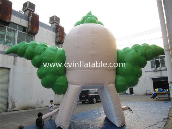 inflatable cartoon tunnel (3)