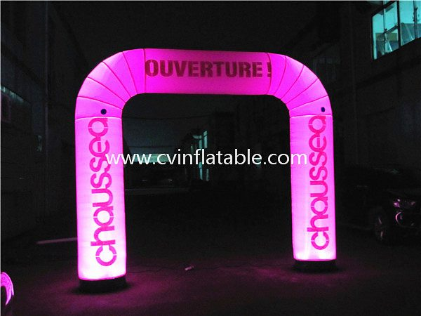 inflatable light arch