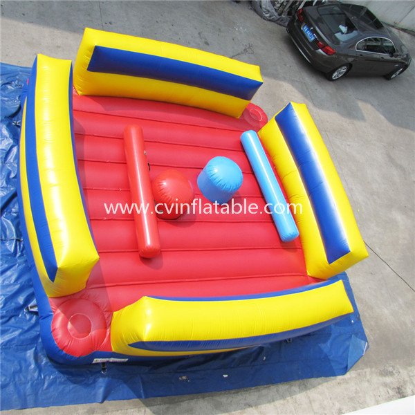 inflatable joust sport game