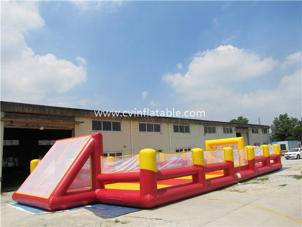 inflatable soap football field (2)