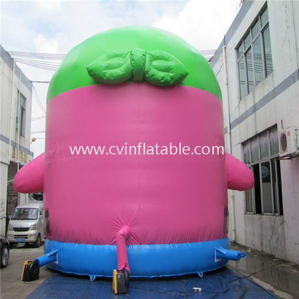 inflatable tent (2)