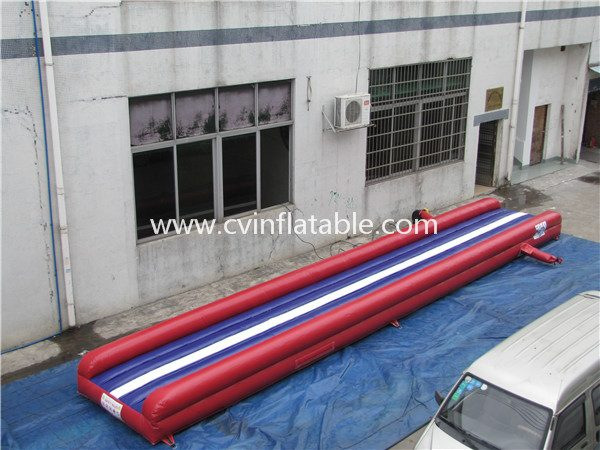 inflatable air track gym mat