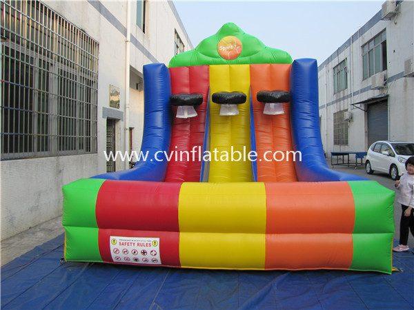 inflatable basketball hoop (2)