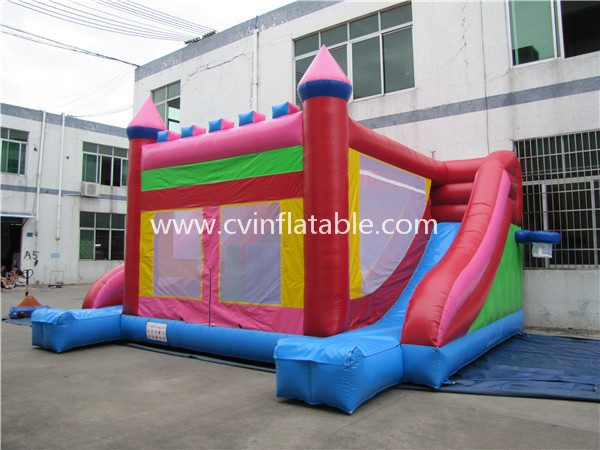 inflatable bouncer slide (3)