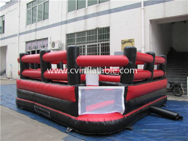 inflatable boxing ring (3)