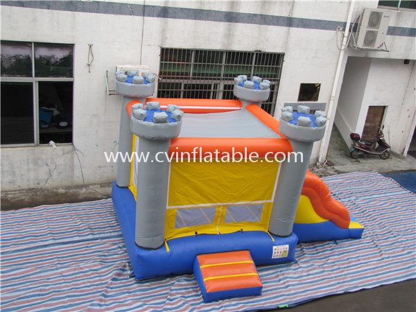 inflatable combo castle (3)
