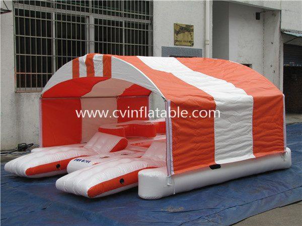 inflatable floating island (3)