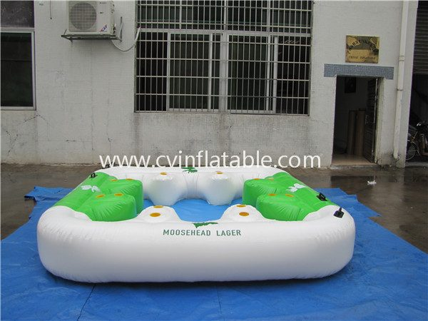 inflatable floating water park (3)
