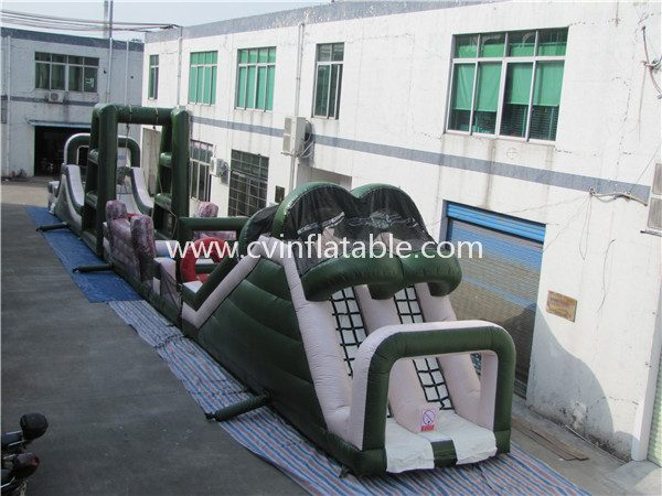 inflatable obstacle (13)