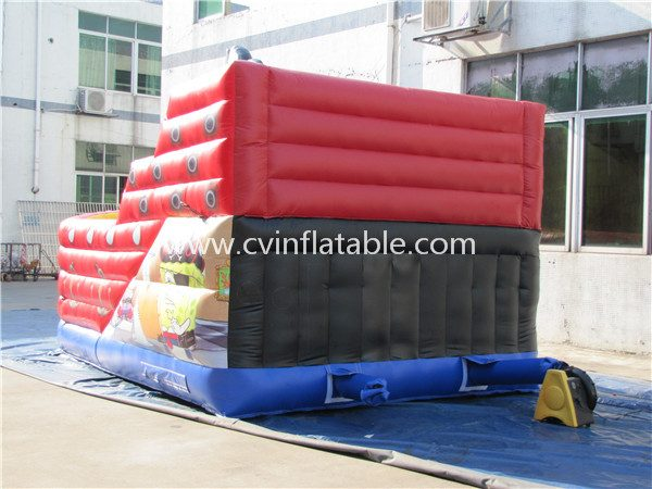 inflatable pirate ship slide (4)