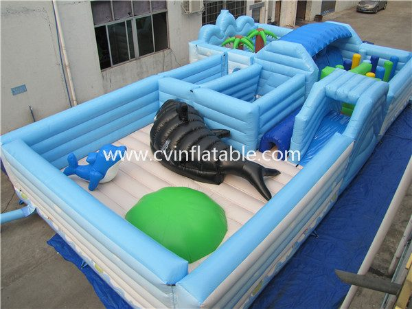 inflatable playground (6)