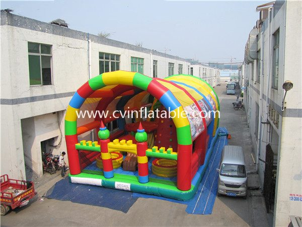 inflatable playground for sale (3)