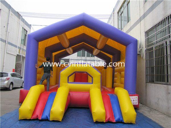 inflatable playgrounnd