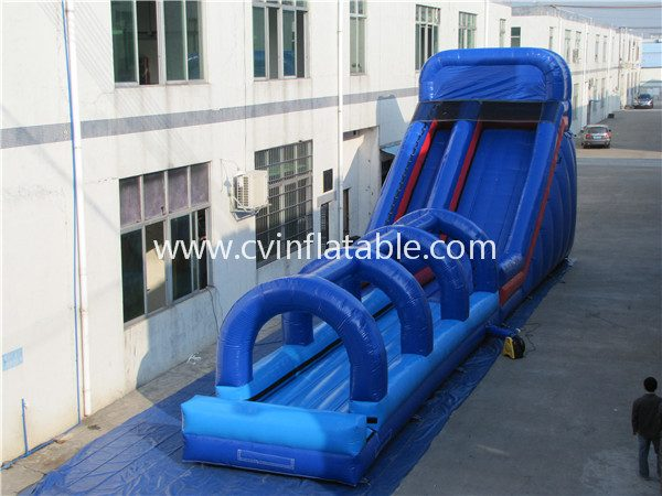inflatable slide and slip (9)