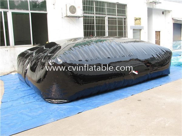 inflatable water bag