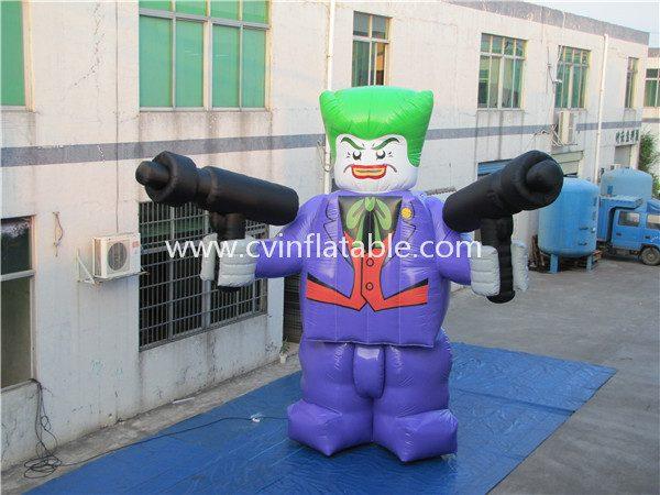 giant inflatable cartoon model