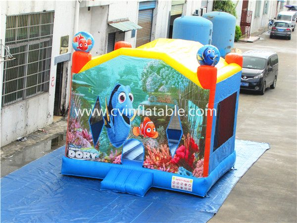 inflatable bouincer