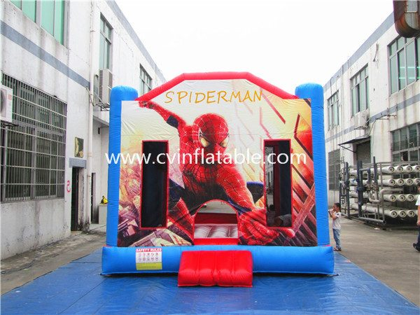 inflatable bouncer (10)