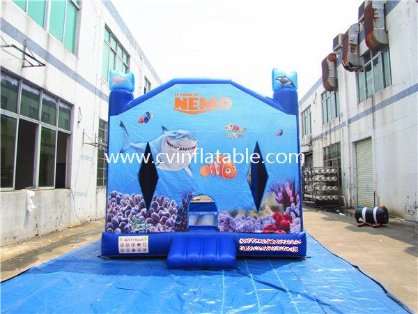 inflatable bouncer (35)