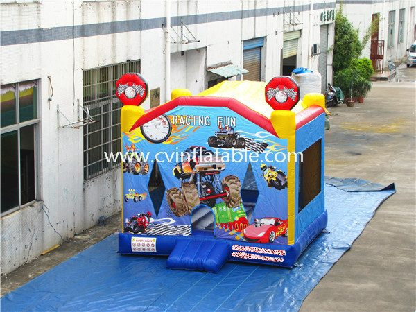 inflatable bouncer (37)