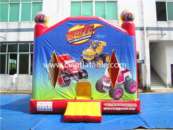 inflatable bouncer (41)
