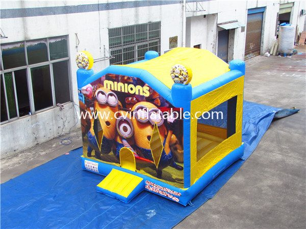 inflatable bouncer (50)