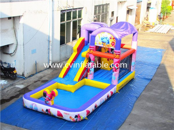 inflatable bouncer (51)