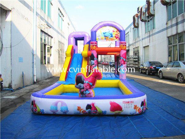 inflatable bouncer slide (5)