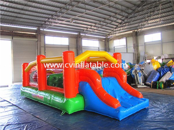 inflatable bouncer slide combo (3)