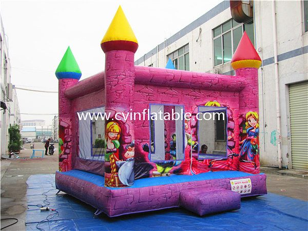 inflatable castle (2)