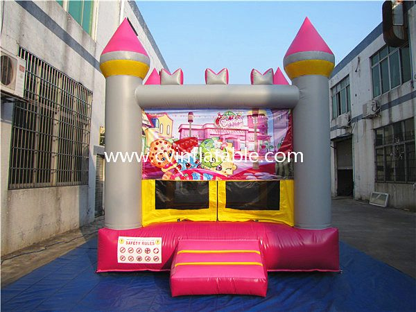 inflatable castle bouncer (4)