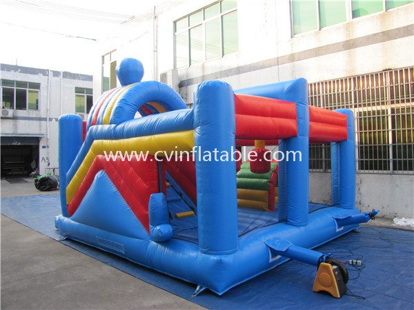 inflatable combo bouncer sale (2)