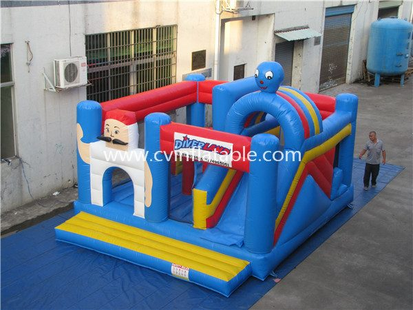 inflatable combo bouncer sale